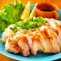 レンジで3分!シンガポールチキンライス(海南鶏飯) by みぃさん