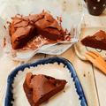濃厚チョコレートケーキ★おうちおやつ