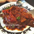 ヘルシー!簡単!美味しい!ラム肉の赤ワイントマト煮込み