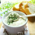 クリームチーズで☆和風ディップ