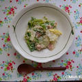 白菜のヘルシーなクリーム煮(ひえ)