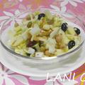林檎のコールスローサラダ
