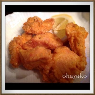 ジュ~シィ~な鶏むね肉のチキンナゲット