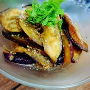 10分で作れちゃう♪激ウマ!焼きナスとたっぷりゴマの梅中華南蛮