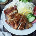 スタミナ満点❤️豚ロース肉レシピ色々~♪と、おかわりがとまらない❤️にんにく生姜焼♪