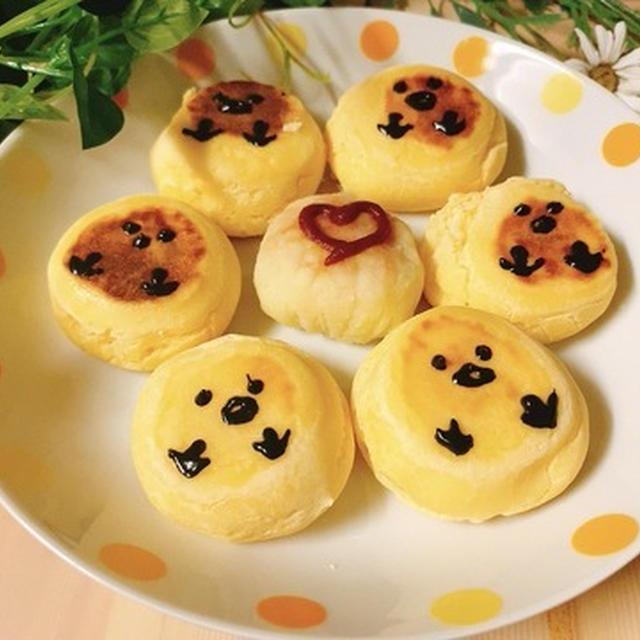 【ヘルシーパン】発酵不要&フライパンで!ほんのり甘いたまごパン