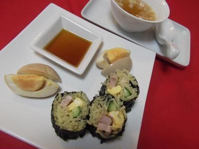 ラーメン寿司