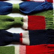 ■続・手編みに夢中!!【①今お歳暮用をコツコツ編んでます><! 】