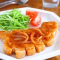 昔ながらの洋食屋さんポークチャップ♪簡単レシピ by みぃさん