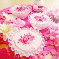 【Kiri1個で♪ふんわり春色桜ティラミス*】