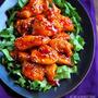 ♡鶏むね肉de超簡単♡韓国風甘辛チキン♡【#時短#節約#コスパ#レシピ】