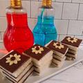スライス生チョコレートで作る!かんたん、朝食&おやつ#ブルボン #スライス生チョコレ...