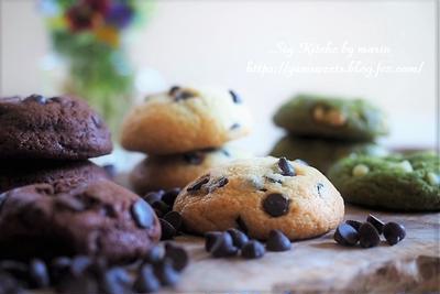 『チョコチップ入りソフトクッキーの作り方』動画を大公開!