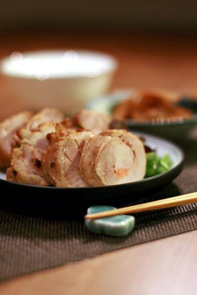 鶏叉焼と今年の十日恵比寿