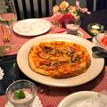 母の日のリクエストのピザ♪ by shoko♪さん