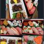 母抗がん剤副作用の日☆テイクアウトのお寿司を購入~