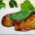 ブリの生姜焼き