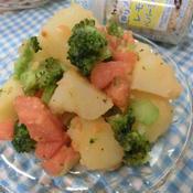 減塩レモンポテトサラダ
