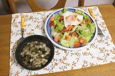 """簡単うちごはんと""""丸藤菓子輔のシュークリーム"""""""