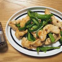 (モニター)鶏むね肉の花椒青椒