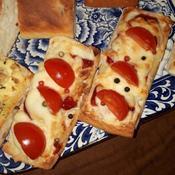 フォカッチャのピザトースト