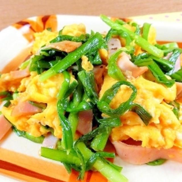 免疫力をグイっと高めてくれる食材・ニラを使った美味しい~ニラ玉レシピ