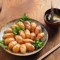 チヌの島寿司と潮汁