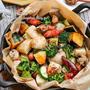 【火を使わない】美味しい塩でグリル野菜