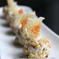 豆腐とお豆のクリーミー☆一口 コロりんボール
