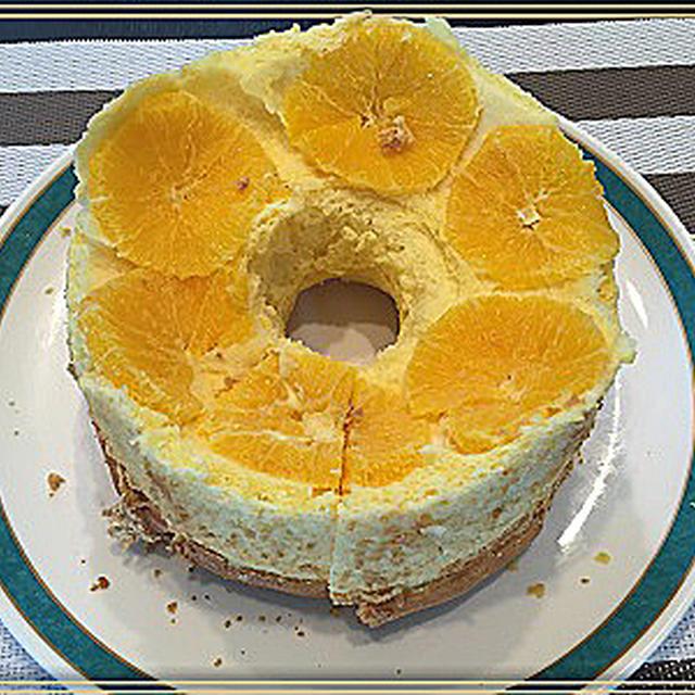 オレンジがらみでオレンジシフォン~