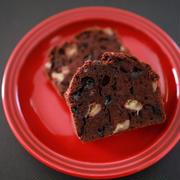 チョコバナナのパウンドケーキ☆混ぜていくだけ簡単&甘さ控えめ♪