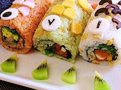 こどもの日のお祝いに♡鯉のぼりをあしらったレシピ7選