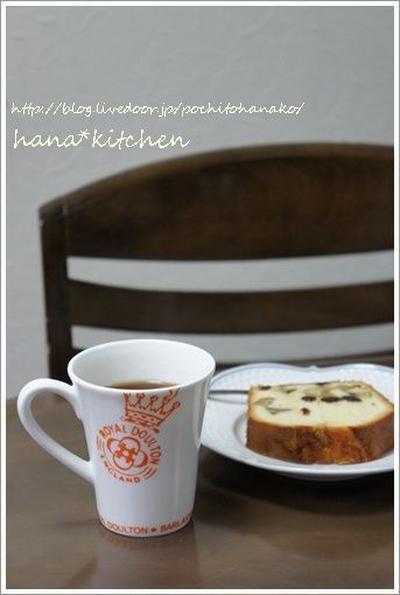 しっとり~♪パウンドケーキのレシピ。簡単です^^。