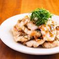 鶏むね肉の梅もずく酢あえ♪人気の鶏胸肉レシピ by みぃさん