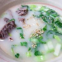 ソルロンタン風なスープ