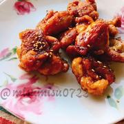 お弁当に☆鶏肉の生姜焼き