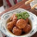 ふわふわ♡甘酢肉団子【#作り置き #冷凍保存 #お弁当 #煮るだけ #スピードおかず #献立 #主菜】
