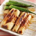 【日本酒に合うおつまみ】ちくわの蒲焼きのレシピ・作り方