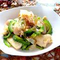 鶏胸肉とこんにゃくのゴーヤチャンプルー【簡単低カロリー・低糖質おかず】|レシピ・作り方