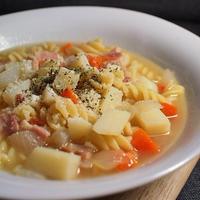 ★ブリタ de ポテトのパスタスープ 作ってみましたぁ♪