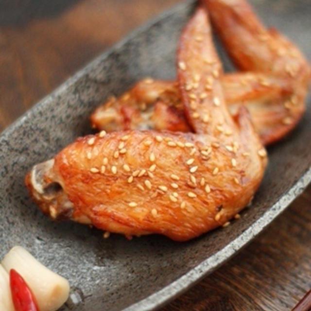 豚丼のたれで簡単!名古屋風 手羽先の唐揚げ