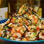 【レシピ】ちくわとクリームチーズの大葉明太マヨ