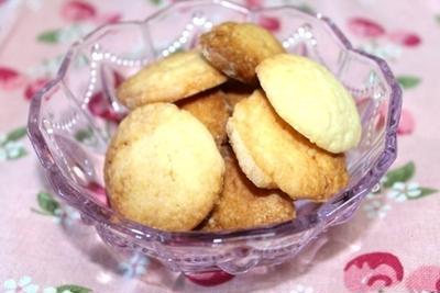 バターたっぷりクッキー♡
