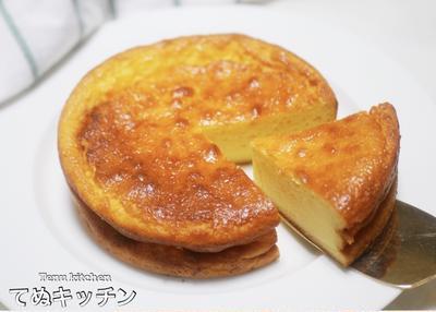 【究極の手抜きケーキ】こんな作り方してもいいよね?『世界一簡単なヨーグルトケーキリッチver.』