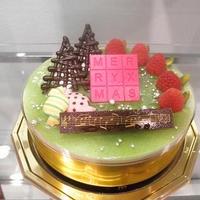西武池袋本店◆クリスマスケーキお披露目試食会③◆5,000円までのケーキ達