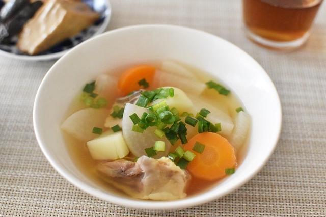 北海道民が愛する郷土料理「三平汁」。その歴史や作り方に迫る!の画像