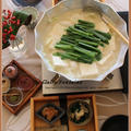 炊き餃子鍋!シメはちゃんぽん麺♪で