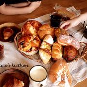 頂き物のパン