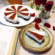 ミントチーズケーキ