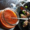 ロメスコソース  バル風 万能ソース 簡単 常備菜 作り置き